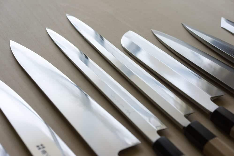 Best Vintage Kitchen Knife Brands