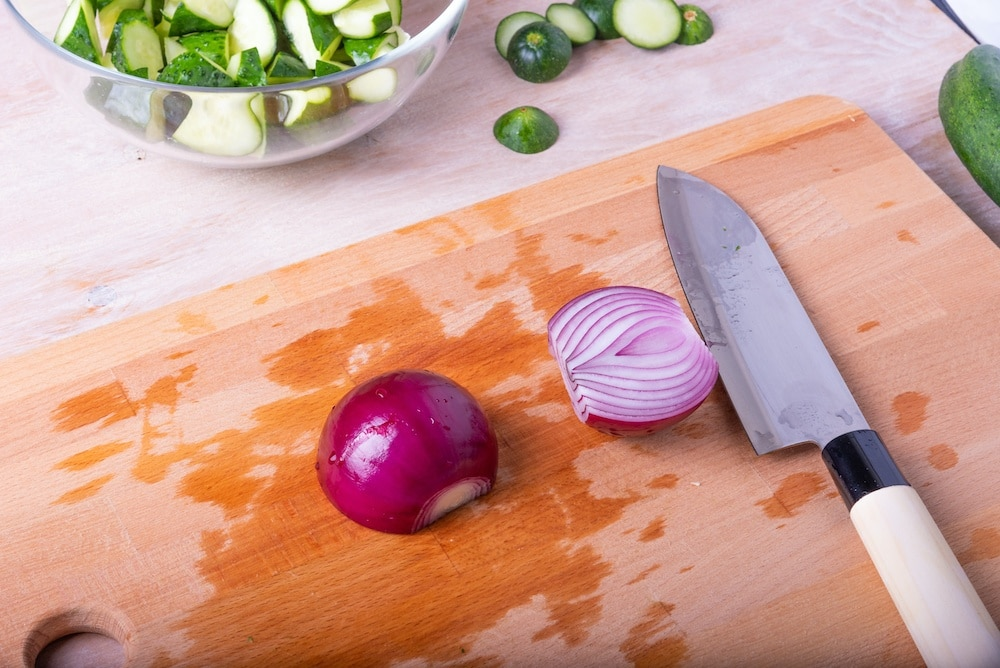 santoku knife vs chef knife