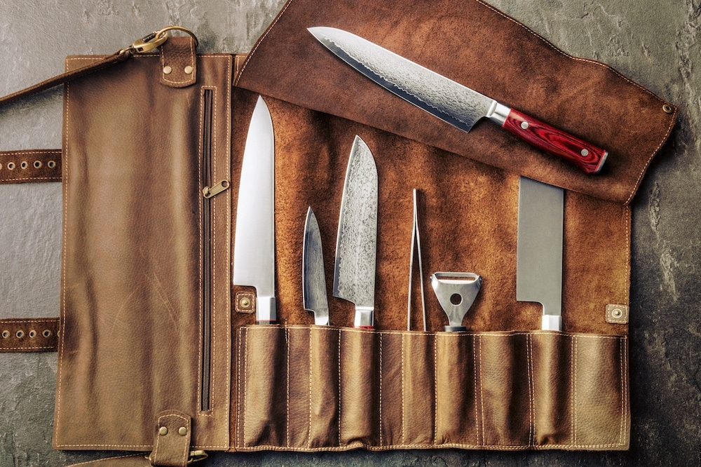 types of chef knives