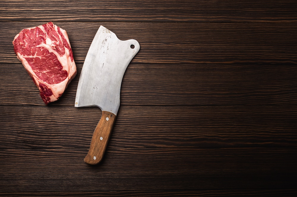 what do you use a meat cleaver for